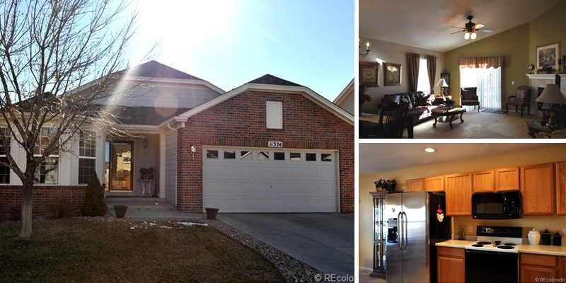 Sold! Meticulously Maintained Ranch Style Home in Thornton
