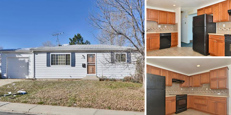 Sold! Steve & Kristin WON the perfect, first-time home!