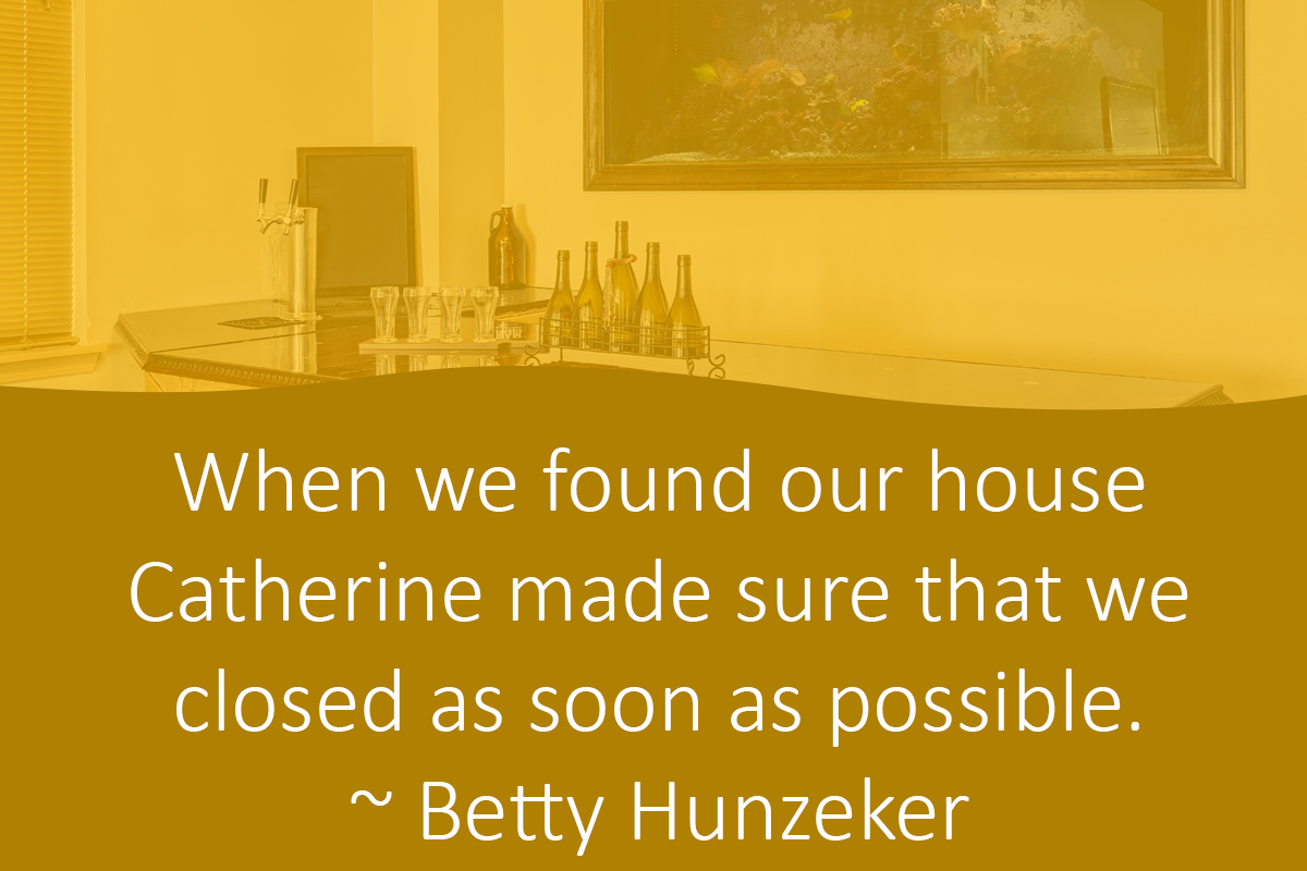 Betty Hunzeker Review